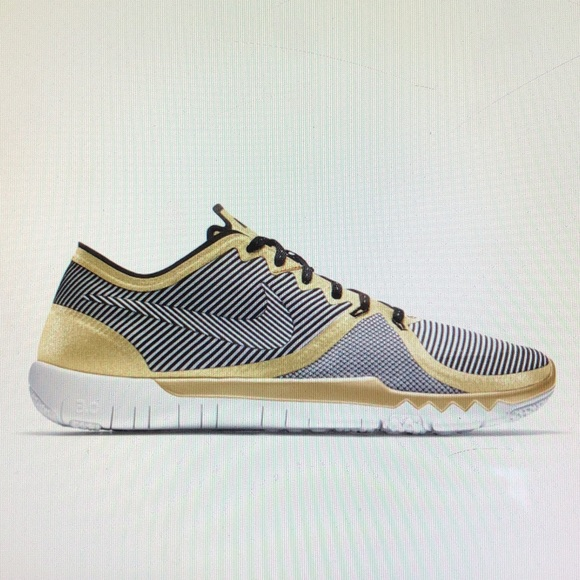 lowest price 451b3 3e431 Nike Free Trainer 3.0 V4 AMP metallic Gold 8.5